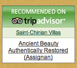 La Belle Ancienne recommended by TripAdvisor